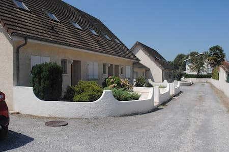 Sympathique maison jumelée !!