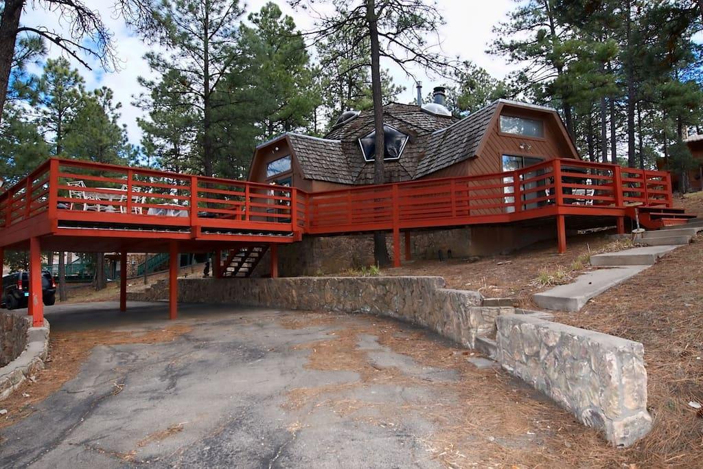 Honeycomb Cabin - Cozy Cabins Real Estate, LLC