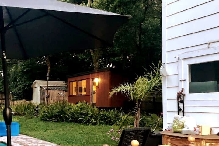 The Mount Dora Escape-A Tiny House