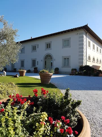 Luxury villa in the hills of Florence - Signa - Villa