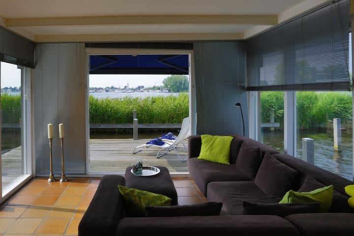 4- persons Vacation House + Boat! - Aalsmeer - Haus