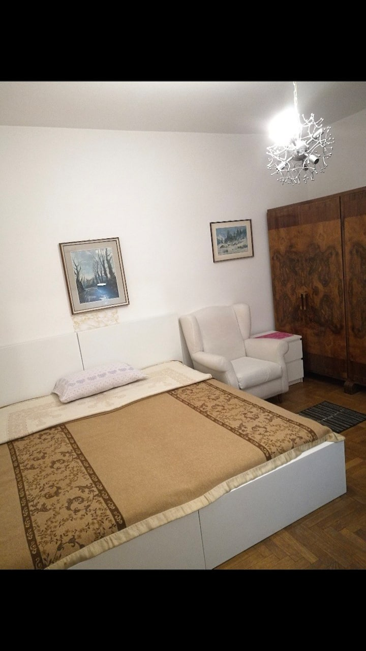Big room in a nice flat and a quiet area - Padova