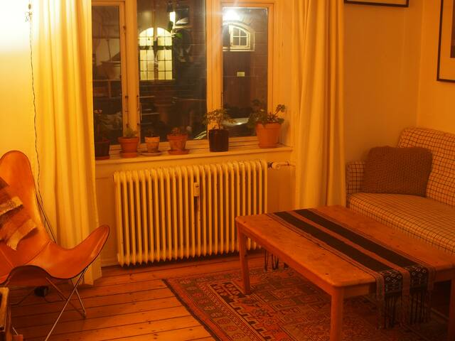 Cosy apartment at the best location in Nørrebro!