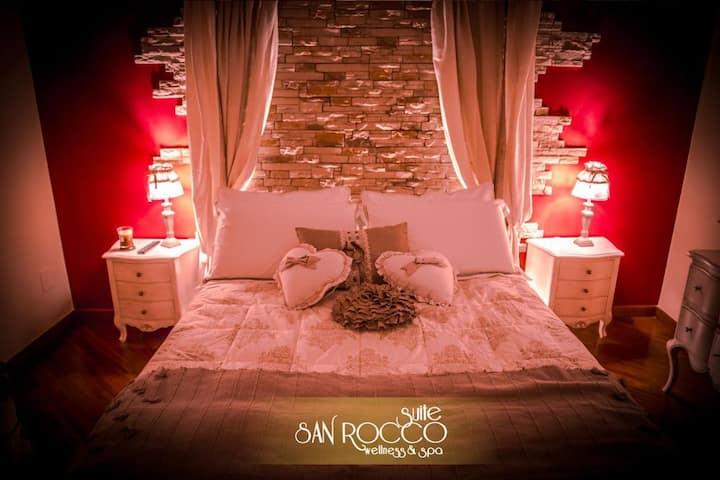 Suite San Rocco è Tranquillità-Benessere-Privacy
