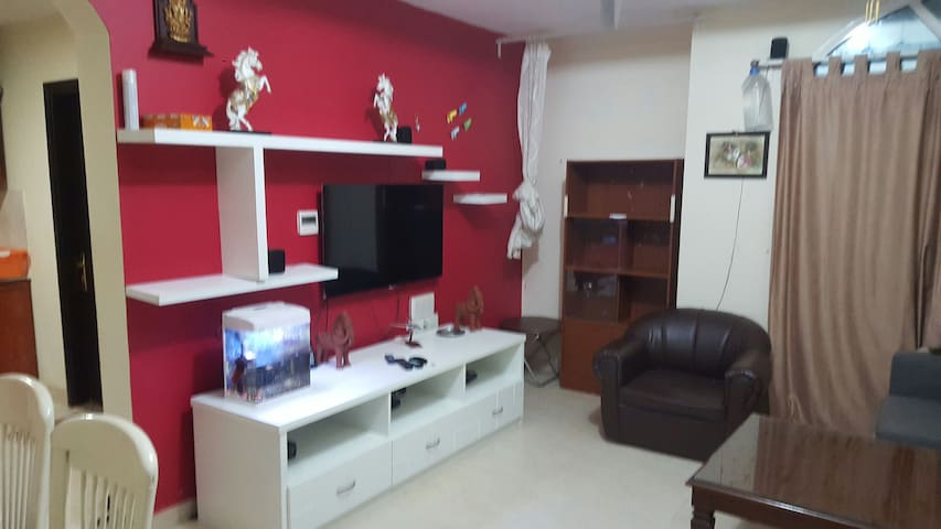 1 Bed room serviced apartment