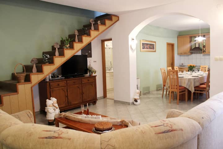""" HOUSE DOLKA"" ,3 bedrooms home"