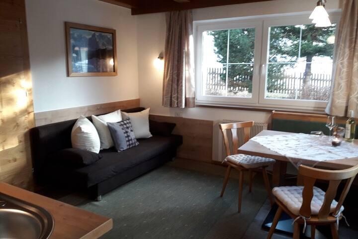 Pleasant Holiday Home near Ski Area in Tobadill