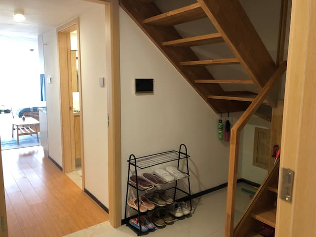 New Apartment with Two Individual Rooms in Deqing