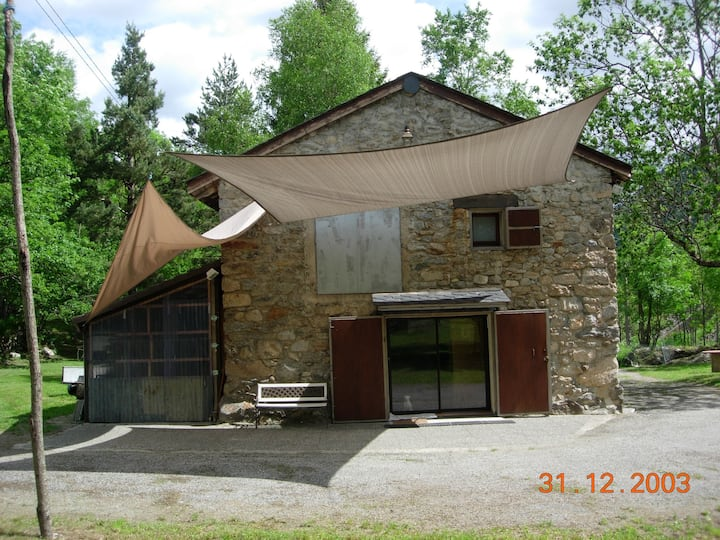 ANCIENNE BERGERIE RENOVEE, 7 COUCHAGES, 111 m2
