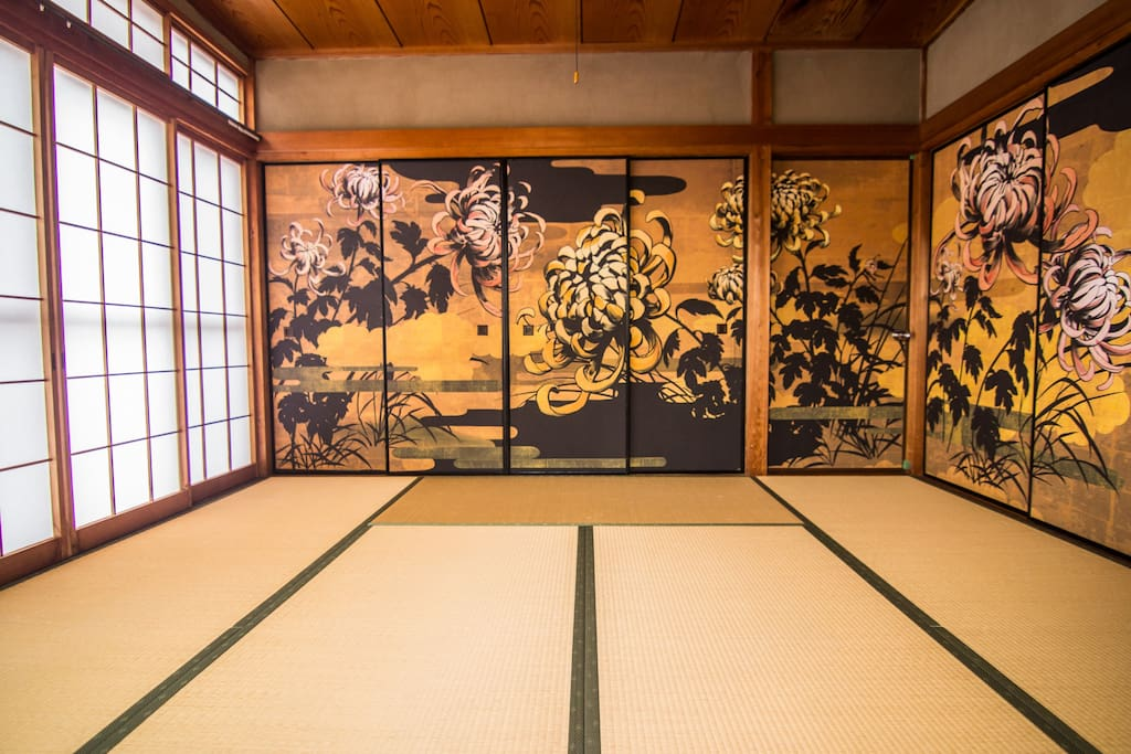 Japanese private room2