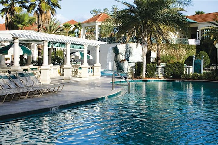55A-DISNEY-STAR ISLAND-1 BR SLP 4-Tennis/pool/SPA