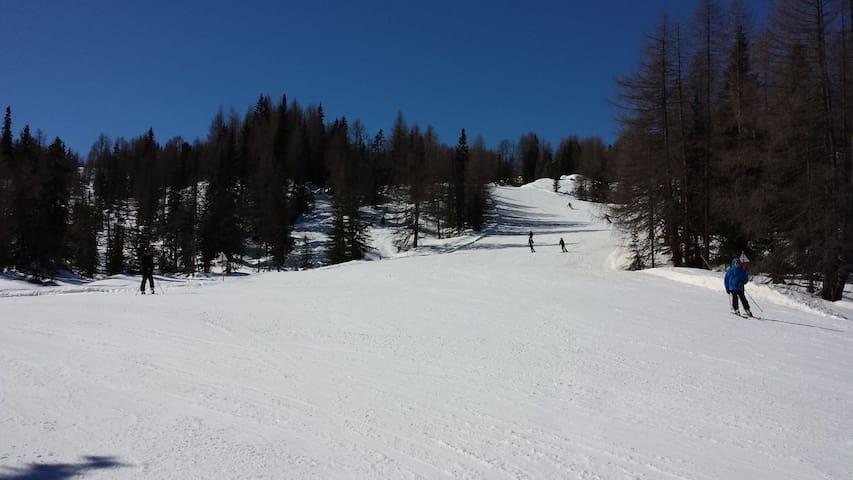 Brunico, BZ. Per chi ama la neve, a Gais
