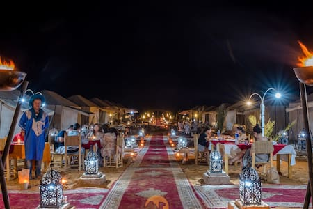 Merzouga Luxury camps