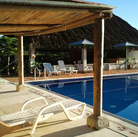 Hotel Campestre Arboretto cabaña 2