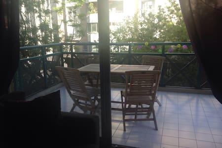Studio proche vélodrome, plages, parc 26ème cent. - Marseille - Apartment