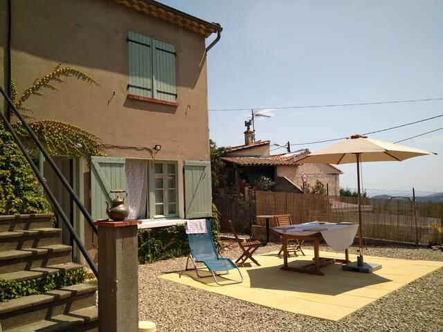 Maison, 3 Pces cuisine 60m² terrasse jardin