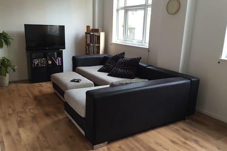 Huge couch, Acton/Shepherd's Bush - London