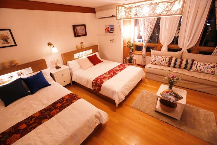 """""""Dongdaemoon"""" Private Full Villa  (Subway 5min)"""