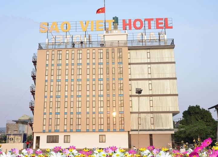 Khách Sạn Sao Viêt ( SAO VIỆT HOTEL )