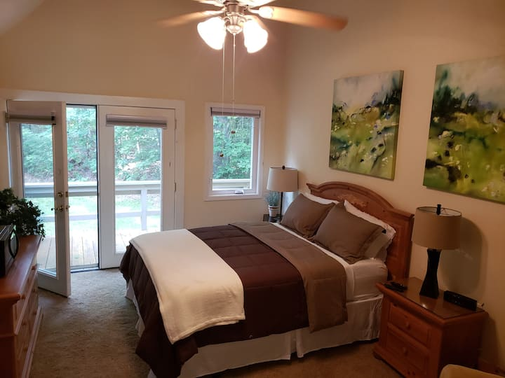 Sapphire Valley suite on sapphire resort