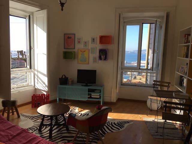 Habitación doble en pleno centro de la ciudad - Vigo - Altro