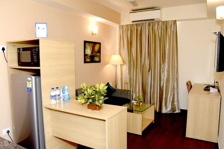One Bedroom Deluxe Suites Neemrana