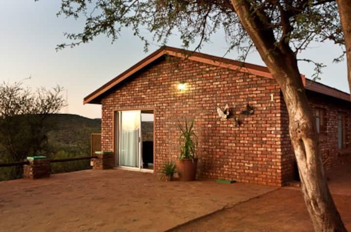 Red Sands Country Lodge - self catering family