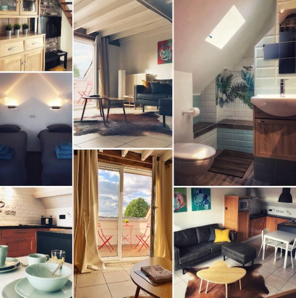 Onze vernieuwde vakantiewoning voor 2 personen