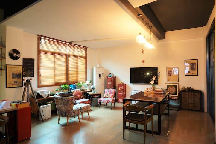 环岛路超美海滩舒适大床房 - Xiamen - House