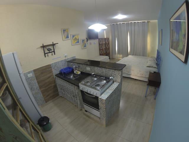 Casa do Monge Apartments  (Estúdio)