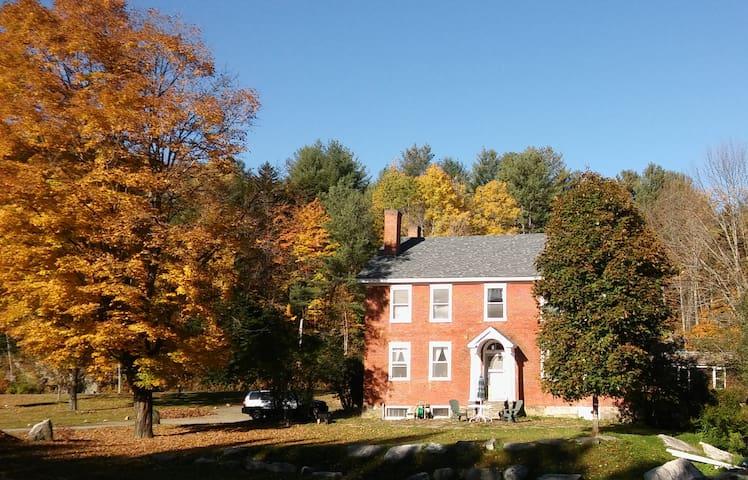 Bennett's 1815 House - Reading
