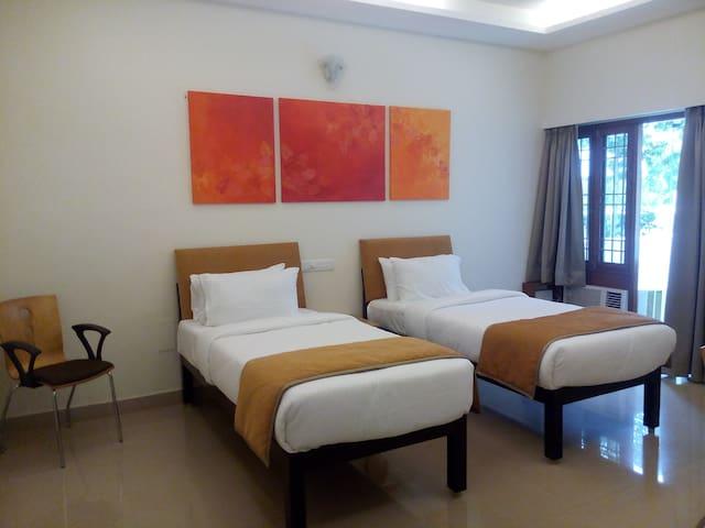 """""""Harmony"""" 105 La Grace Integral Retreat - Auroville  - Apartamento"""