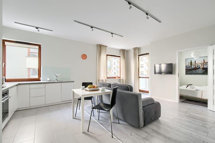 ❤❤De Luxe Apartment Giełdowa★☆★