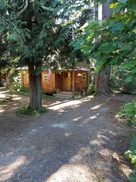 Creekside Cozy Cabin