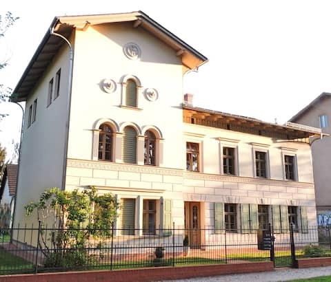 Bekvämt boende i Villa i Park Sanssouci