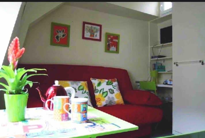 Petit studio Marais !!
