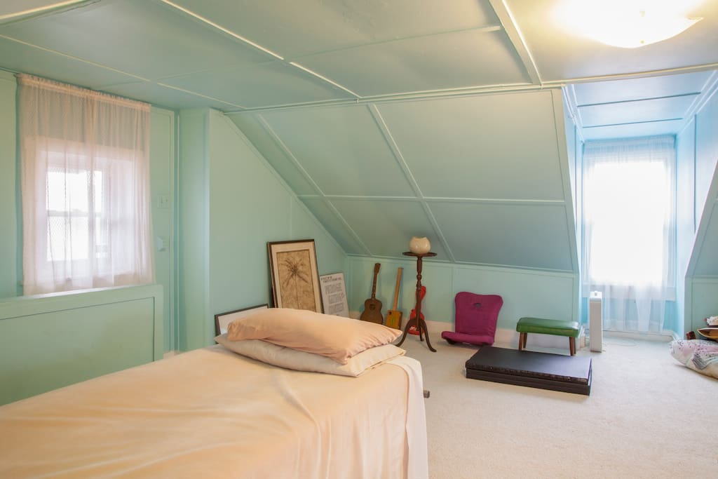 Attic Private Bedroom