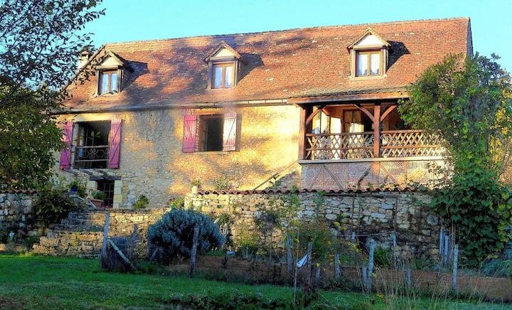 2 chambres de charme au cœur du Périgord