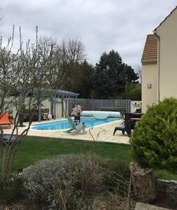 A 30 mn de Paris - Cormeilles-en-Parisis - Villa