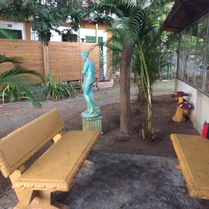 Seu lugar de descanso em Barra do Jacuípe.