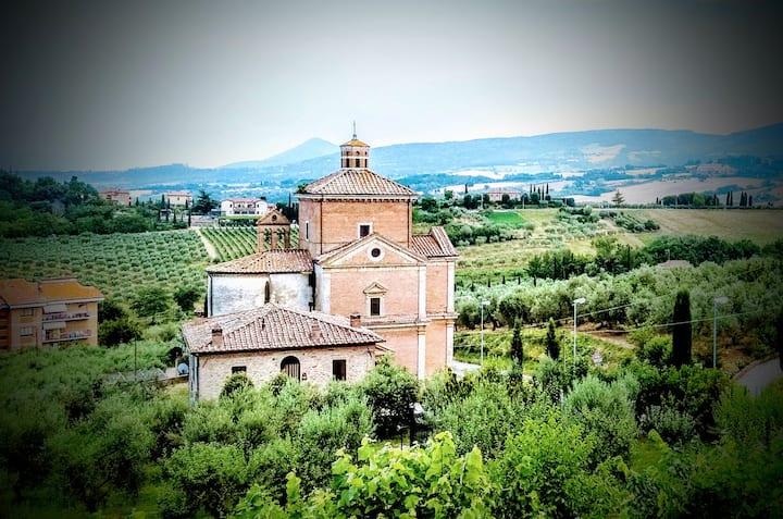 Villa Madonna della Rosa