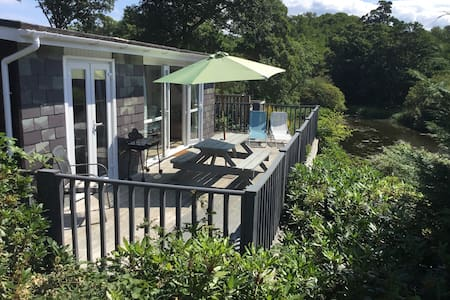 Caernarfon and Snowdonia Holiday Chalet-Owl's Rest