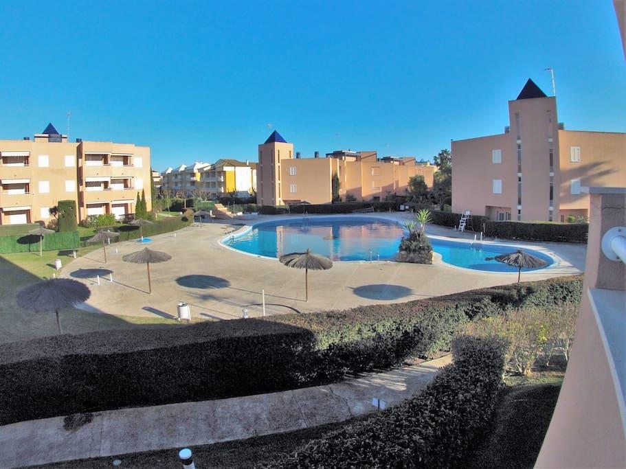 Apartamento islantilla huelva apartamentos en alquiler en islantilla andaluc a espa a - Apartamento en islantilla playa ...