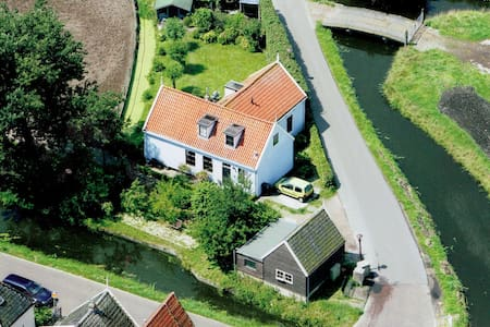 Farm 1840, 15 minutes from the centre of Amsterdam - Amsterdã
