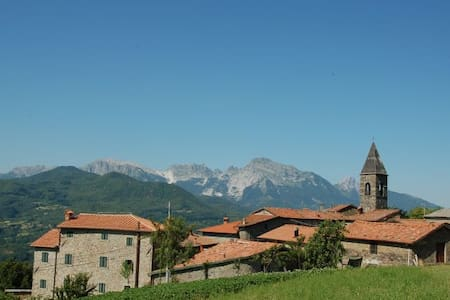 Tuscan retreat in the unspoilt Garfagnana region - Orzaglia - 獨棟