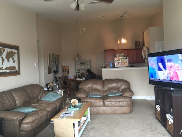 Quiet and Cozy Apartment - Gallatin - Apartamento