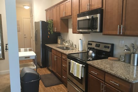 Private Studio Apartment, Wesley Heights/Uptown - Charlotte