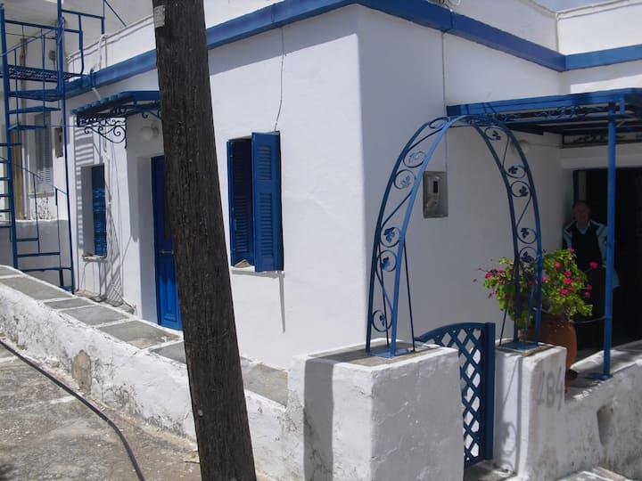 Mediterranean Blue  - Kato Chora Serifos Island