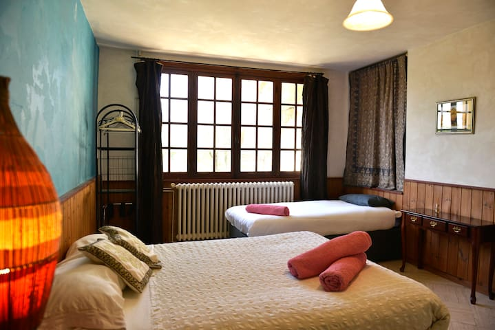 Cosi's Home - Chambre Egypte - Fillièvres - Bed & Breakfast