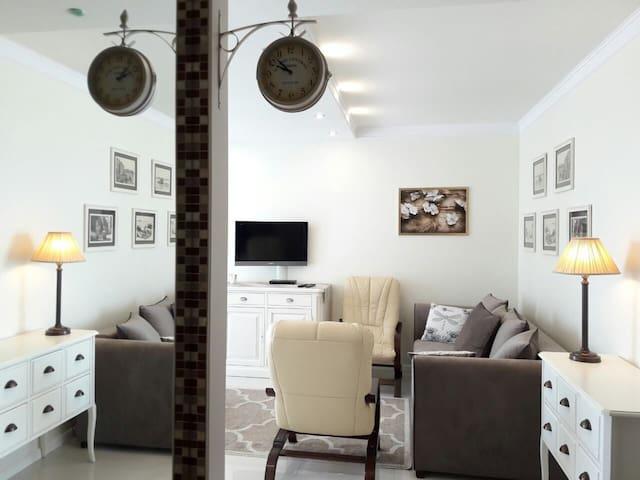 Apartment typu Deluxe z 1 sypialnią Kasprzaka 31B